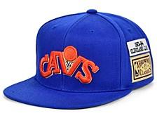 Cleveland Cavaliers Hardwood Classic Jockey Snapback Cap