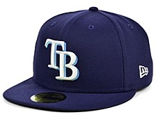 Men's Tampa Bay Rays 2020 Jackie Robinson 59FIFTY Cap