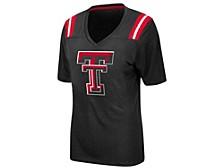 Women's Texas Tech Red Raiders Rock Paper Scissors T-Shirt