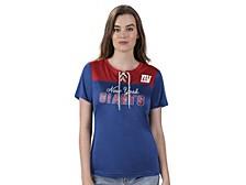 New York Giants Women's Wild Card Jersey