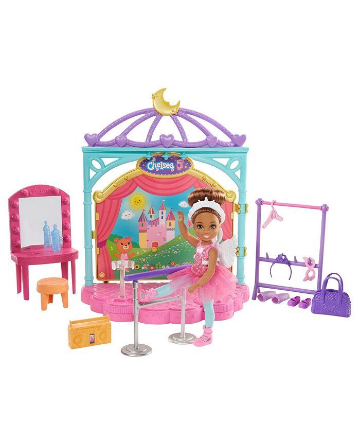 Barbie - ® Club Chelsea™ Doll & Playset
