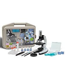 Discovery Mindblown Kids Microscope Set 48 PC
