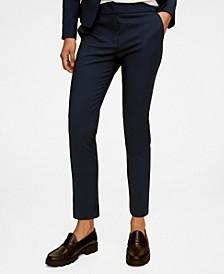 Suit Slim-Fit Pants