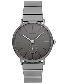 Men's Norrebro Gray Stainless Steel Bracelet Watch 40mm