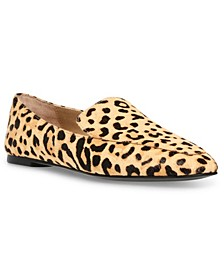 Women's Gemmy-L Pointed-Toe Loafers
