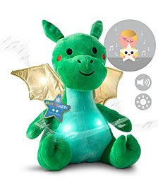 Toy Plush LED with Sound Dragon 17inch