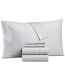 CLOSEOUT! Charter Club 4-Pc. California King Sheet Set, 325-Thread Count 100% Cotton, Created for Macy's