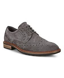 Men's Vitrus I Wing Tip Tie Oxford