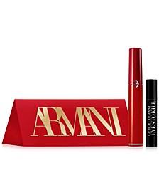 Giorgio Armani Must-Have Lip & Eye Makeup Gift Set
