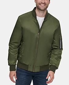 Men's Bomber Flight Jacket