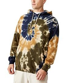 Men's Drop Shoulder Pullover Fleece