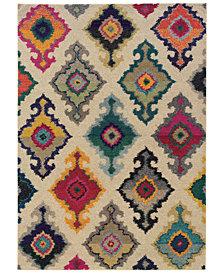 "Oriental Weavers Area Rug, Kaleidoscope 5990 9'9"" x 12'2"""