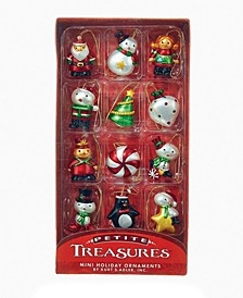 Mini Ornament Set of 12