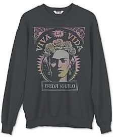 Frida Kahlo Graphic Sweatshirt