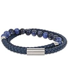Men's Gemstone Beaded Bracelet