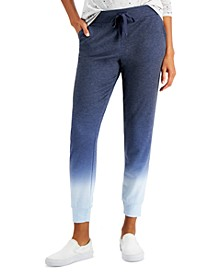 Petite Ombré Jogger Pants, Created for Macy's