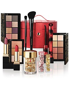 Elizabeth Arden Party Ready Holiday Collection - 9 Full-Size Favorites for only $49 with any $37.50 Elizabeth Arden Purchase (A $302 Value!)