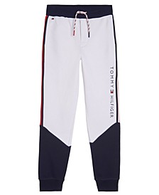 Big Boys Classic Tommy Pieced Sweatpant