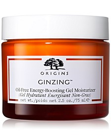 GinZing Oil-Free Energy-Boosting Gel Moisturizer
