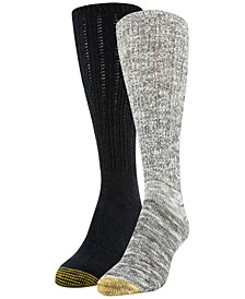 2-Pk. Girlfriend Slouch Boot Socks