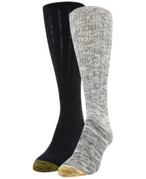 2-Pk. Girlfriend Slouch Boot Socks