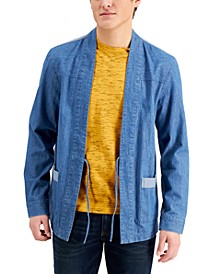Men's Dean Open-Front Jacket, Created for Macy's
