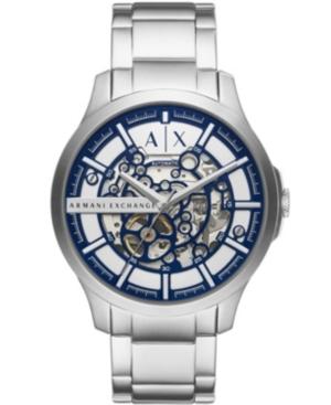 Men's Hampton Stainless Steel Bracelet Watch 46mm