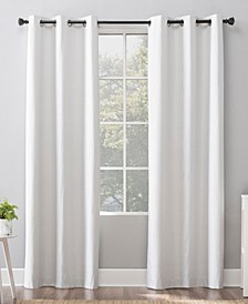 "Cyrus Blackout Grommet Curtain Panel, 40"" x 84"""