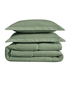 Heritage King 3 Piece Comforter Set