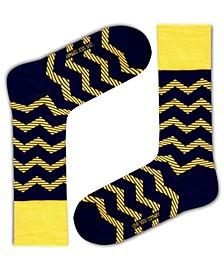 Men's Mid Calf Dress Socks