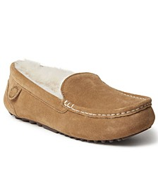 Women's Fireside Mel Genuine Shearling Moccasin Slip-On