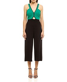 Women's Capri Jumpsuit