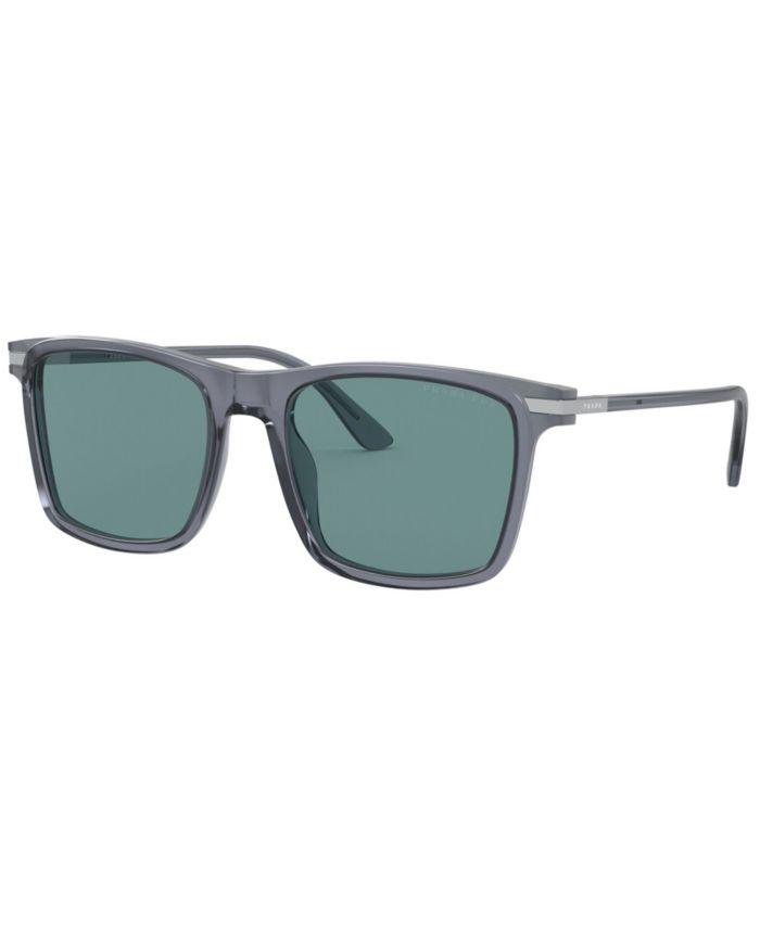 Prada Men's Polarized Sunglasses, 0PR 19XS & Reviews - Sunglasses by Sunglass Hut - Men - Macy's