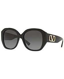Women's Polarized Sunglasses, 0VA4079