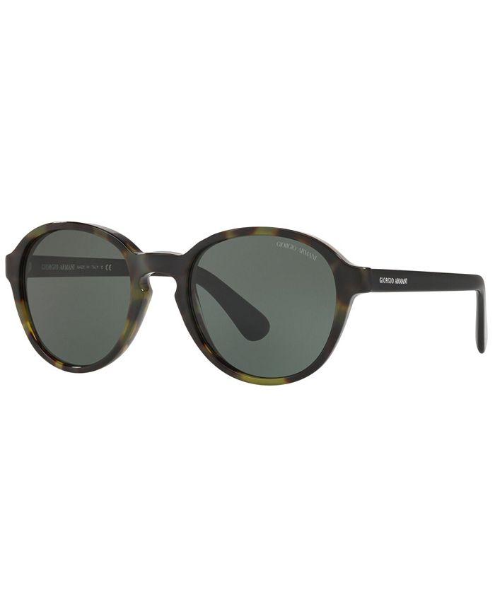 Giorgio Armani - Men's Sunglasses, AR8113 52