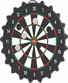 Game Magnetic Bottle Cap Dartboard