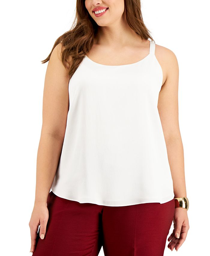 Bar III - Trendy Plus Size Camisole