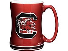 South Carolina Gamecocks 14oz Relief Mug