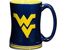 West Virginia Mountaineers 14oz Relief Mug