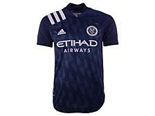 Adidas New York City FC Men's Secondary Authentic Jersey