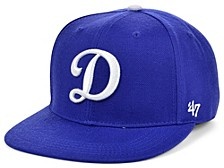 Los Angeles Dodgers Boys Basic Snapback Cap