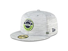 Seattle Seahawks On-field Sideline 59FIFTY Cap