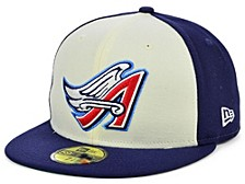 Los Angeles Angels Coop Front 59FIFTY Cap