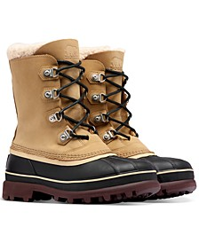 Men's Caribou Stack Boots