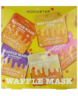 Waffle Mask Set