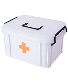 Vintiquewise Small First Aid Medical Kit