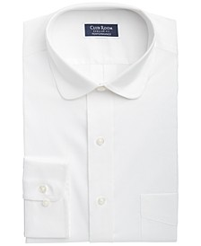 Men's Classic/Regular-Fit Performance Stretch Solid Dress Shirt, Created for Macy's