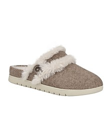 Women's Season Slip-On Slippers