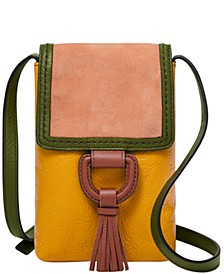Women's Bobbie Leather Phone Crossbody