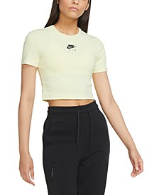 Air Women's Cropped T-Shirt